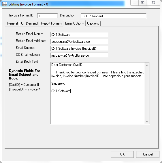 Printing Invoice How To Email Invoices Kb  Customers And Partners Portal Format For Receipt Word with Seneca Tax Receipt Excel There Are Two Options In Terms Of Emailing Invoices To Your Customers At  The Batch Level And At The Single Invoice Level Ill Begin The Article  With The  Proof Of Receipt Template Pdf